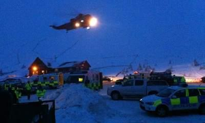 Skiers Hurt As Chairlift Derails In Scotland