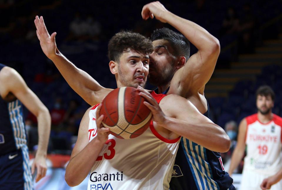 Turkey's Alperen Sengun is one of only two international players expected to be chosen among the top 15 in the NBA Draft.