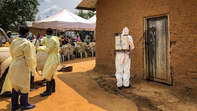 Ebola case confirmed in Congolese city of Goma, home to over 2 million (ABC News)
