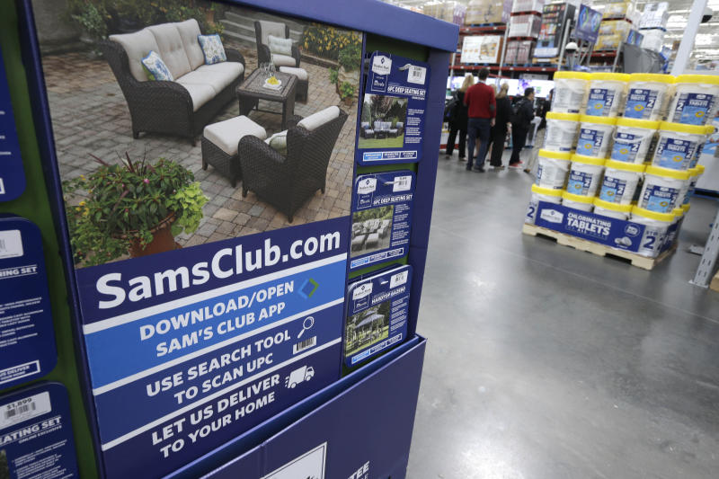 Sam's Club to offer free shipping for premium members