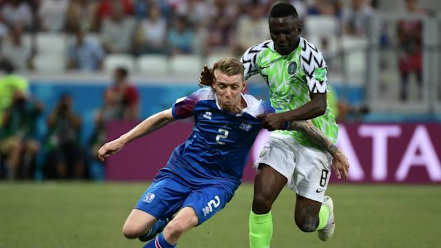 The Super Eagles earned their first win at the finals in Russia thanks to Ahmed Musa's brace