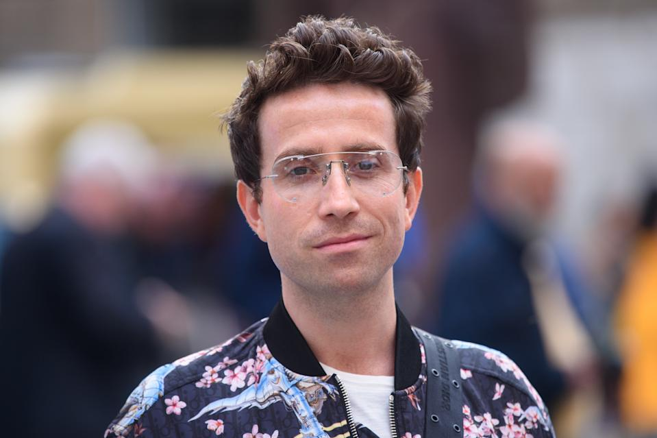 BBC Radio One host Nick Grimshaw is leaving the station after 14 years