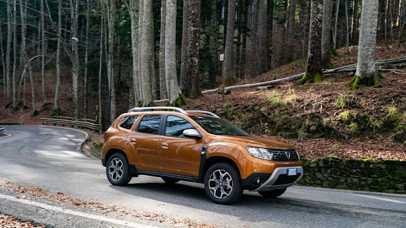 Duster 1.0 L TCe