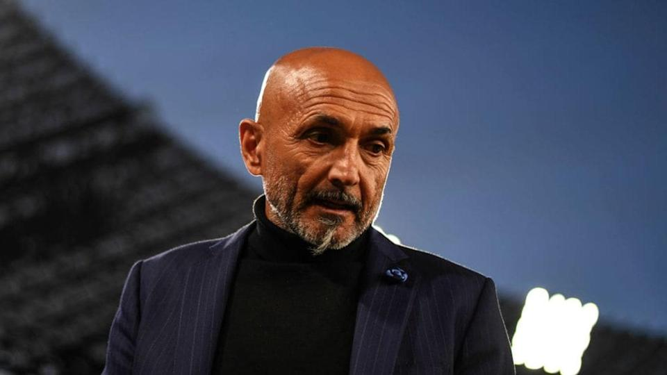 Luciano Spalletti   KONTROLAB/Getty Images