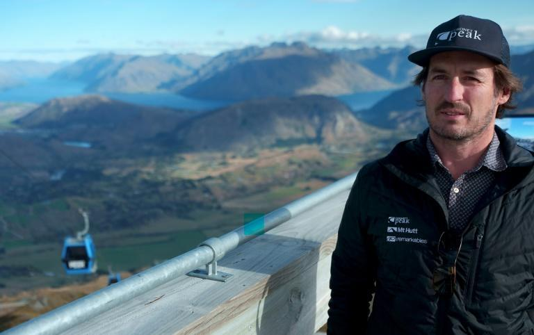 NZSki chief executive Paul Anderson said ski bookings from Australia spiked after the travel bubble was announced