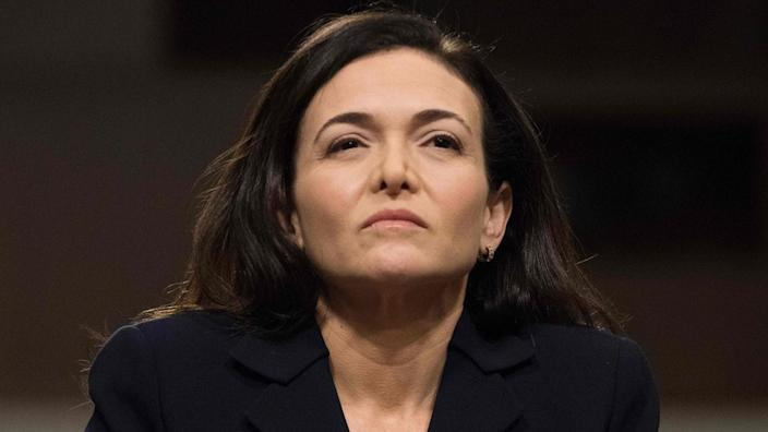 Facebook's Sheryl Sandberg said there is still much more to do