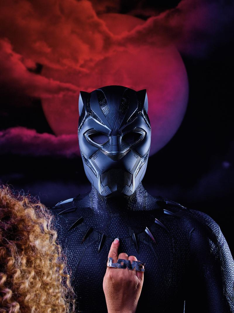 Ruth Carter SCAD Exhibit Black Panther