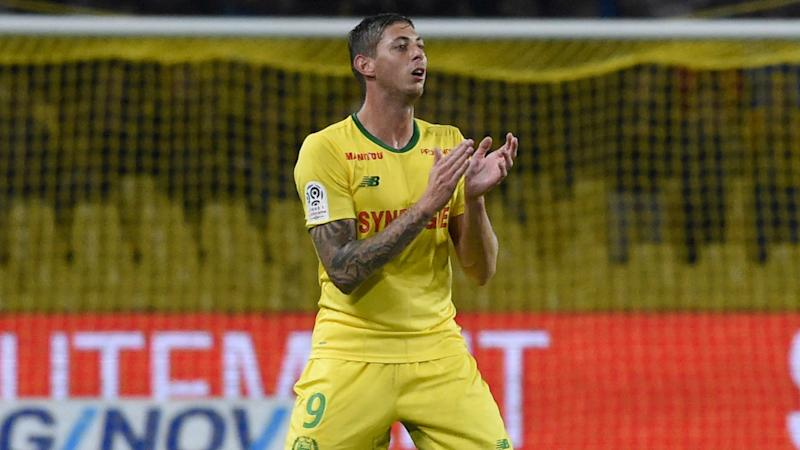 Sala was on board missing plane, say French authorities