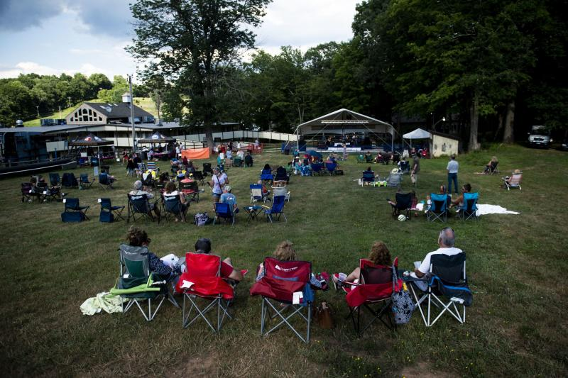 Concertgoing in coronavirus times: Powder Ridge holds an anniversary of a festival that didn't happen