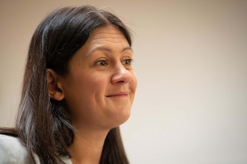 Labour leadership candidate Lisa Nandy: Getty Images