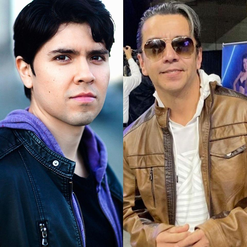 <p>Also a Hollywood newcomer, Carlos Alfredo Jr. will play Joe Ojeda, a keyboard player for the band. He won a Grammy in 1999 as a member of The Chris Perez Band.</p>