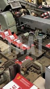 """Assembly of new Taat """"Original"""" packaging at the Manufacturer's facility"""