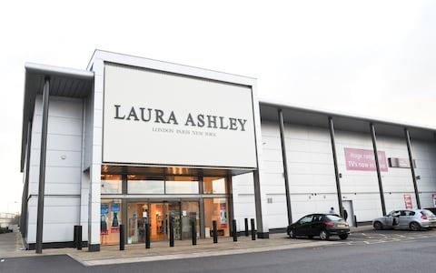 <span>Laura Ashley has been struggling with weakening consumer demand</span>