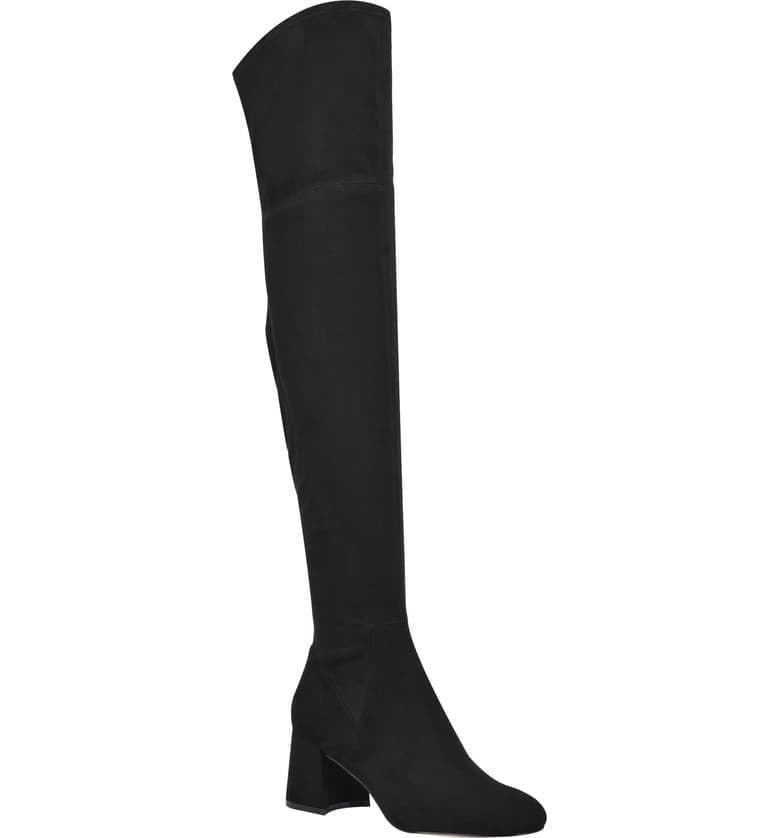 <p>You can style these <span>Marc Fisher LTD Yahila Over the Knee Boots</span> ($149, originally $249) so many ways.</p>