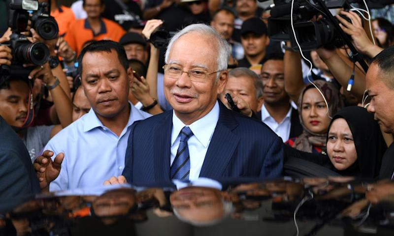 Malaysia's disgraced ex-leader Najib Razak will go on trial over the 1MDB financial scandal that contributed to the downfall of his long-ruling coalition.