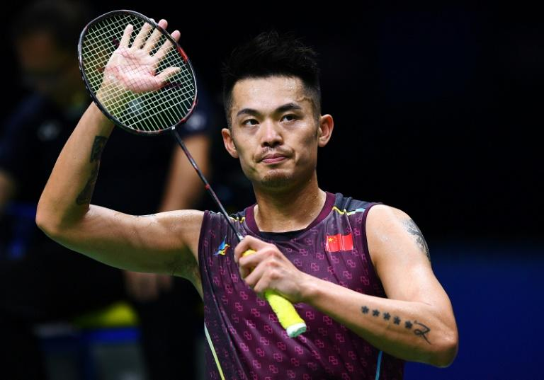Lin Dan said on Saturday that he was bringing the curtain down on a career that brought double Games gold and five world titles