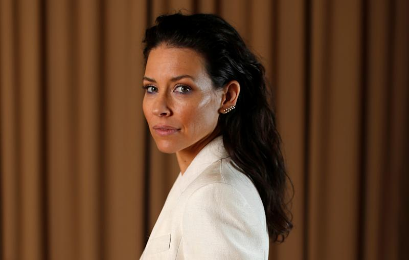 "Cast member Evangeline Lilly poses for a portrait while promoting the movie ""Ant-Man and the Wasp"" in Pasadena, California, U.S., June 24, 2018. Picture taken June 24, 2018. REUTERS/Mario Anzuoni"