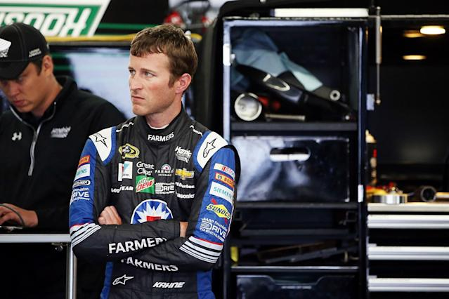 """24 races that <a class=""""link rapid-noclick-resp"""" href=""""/nascar/sprint/drivers/396/"""" data-ylk=""""slk:Kasey Kahne"""">Kasey Kahne</a> had sponsorship for in 2017 are open for 2018. (Getty)"""