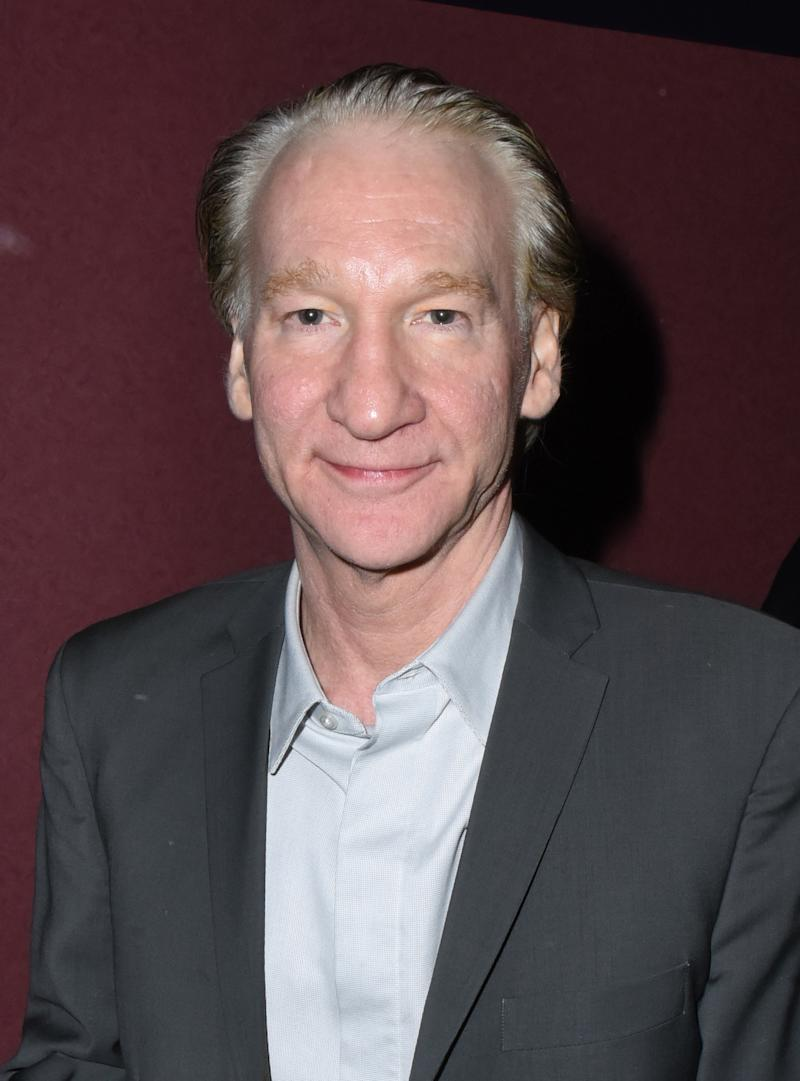 Bill Maher attends the Los Angeles Premiere of LBJ at ArcLight Hollywood on October 24, 2017 in Hollywood, California. (Photo by Vivien Killilea/Getty Images for Electric Entertainment)