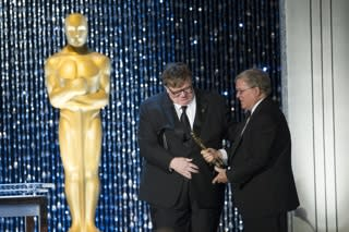 Academy's Governors Awards Bring Out the Stars But Honor the Guys Behind the Scenes