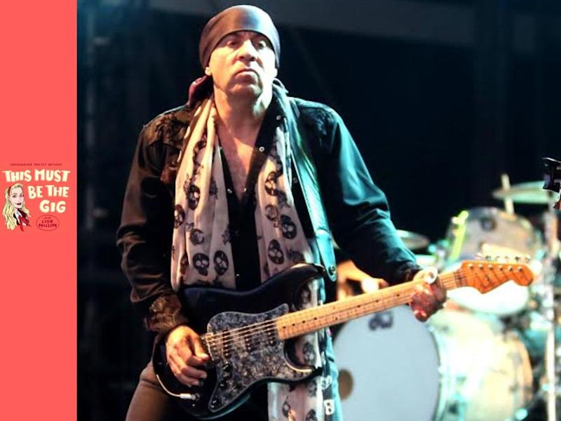 Little Steven Van Zandt on His New Box Set, The Irishman, and Future E Street Band Tours