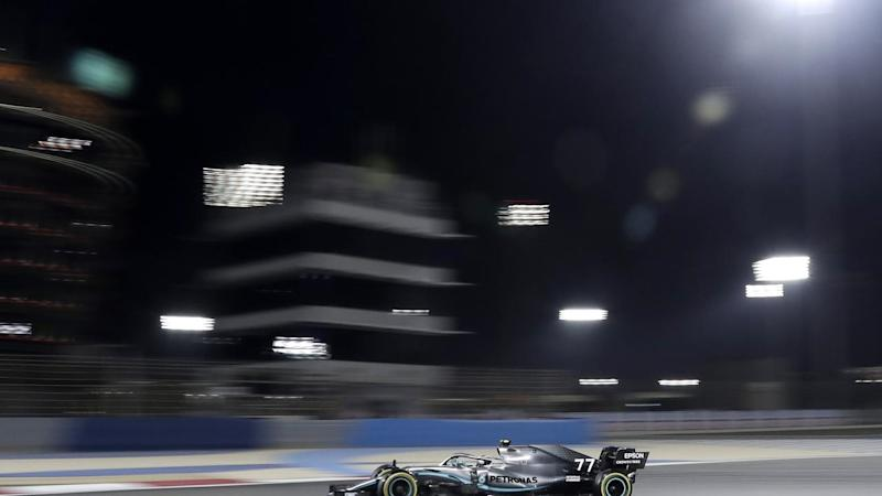 F1 bosses have called off the Bahrain Grand Prix because of the developing coronavirus crisis
