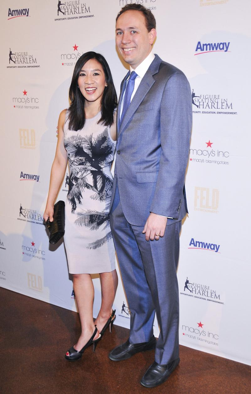Michelle Kwan's Husband Filed for Divorce