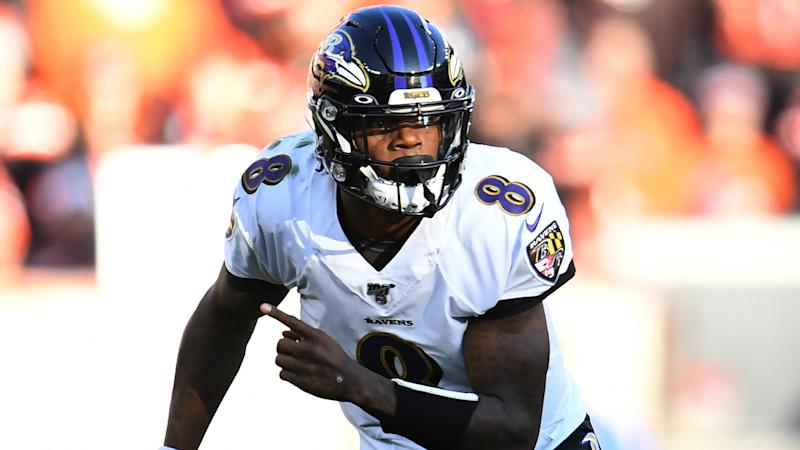 Jackson & other Ravens starters to sit out regular-season finale