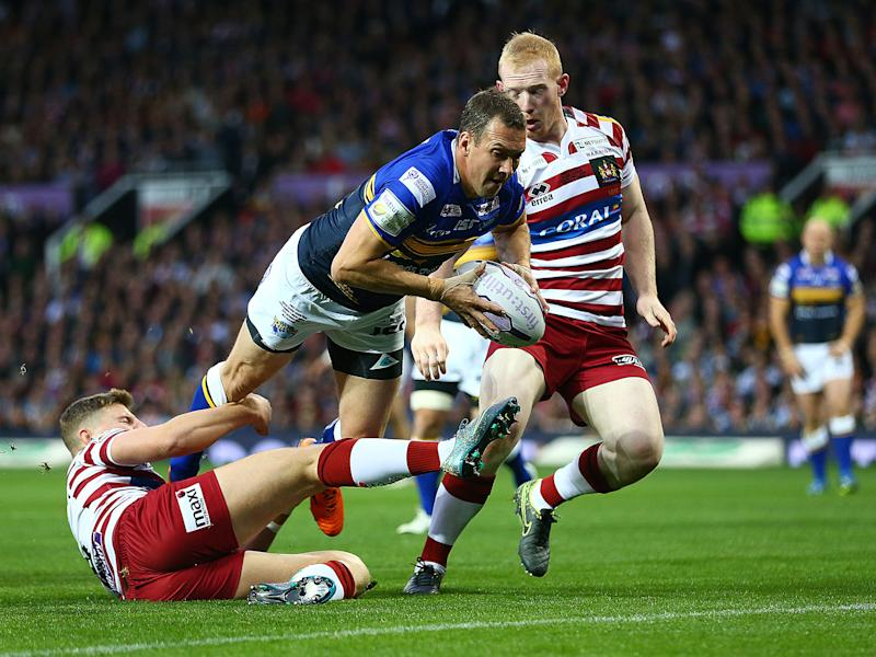 Danny McGuire joined the club at the age of 12: Getty
