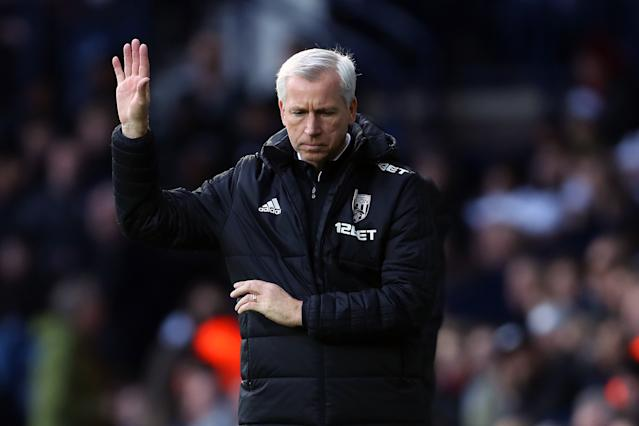 Alan Pardew has further tarnished his managerial reputation after overseeing a torrid few months as WBA boss.
