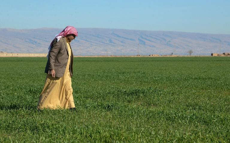 Sunni Arab farmers in northern Iraq fear reprisals from other groups for abuses carried out by Islamic State group jihadists