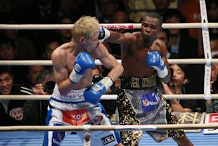 Guillermo Rigondeaux (R) last fought on Dec. 31, 2014, against Hisashi Amagasa in Japan. (Getty)
