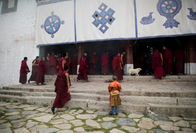 Rights groups accuse the Chinese government of an escalating crackdown on human rights in Tibet