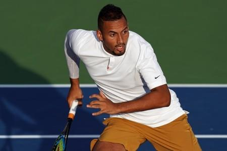 Kyrgios slapped with $113k fine after Cincinnati meltdown