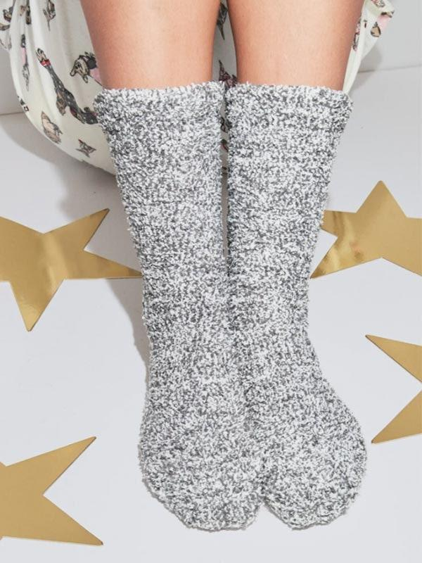 """The rave reviews don't lie—these extra-plush babies will become the star of any cozy queen's sock drawer, no questions asked. $15, Nordstrom. <a href=""""https://www.nordstrom.com/s/barefoot-dreams-cozychic-socks/5583640"""" rel=""""nofollow noopener"""" target=""""_blank"""" data-ylk=""""slk:Get it now!"""" class=""""link rapid-noclick-resp"""">Get it now!</a>"""