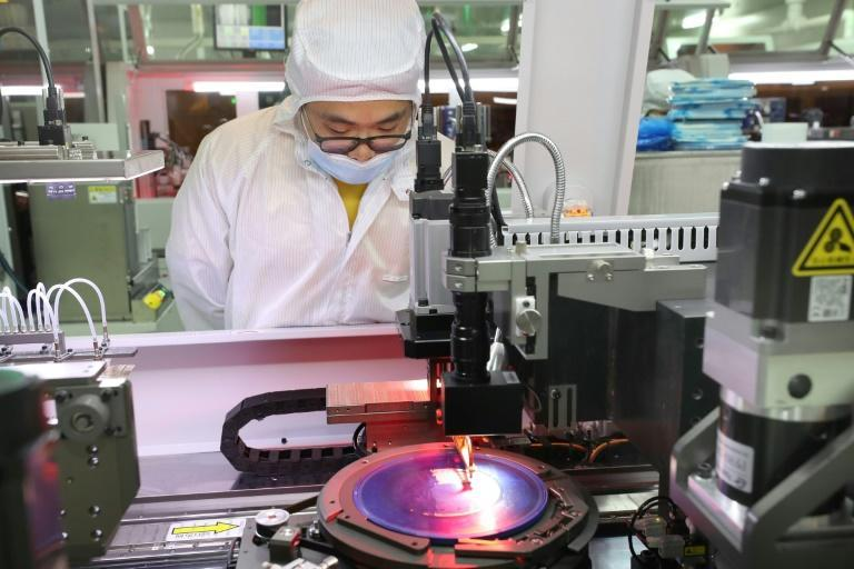 The US Senate has said China has 'aggressively' invested more than $150 billion in semiconductor manufacturing to control the technology
