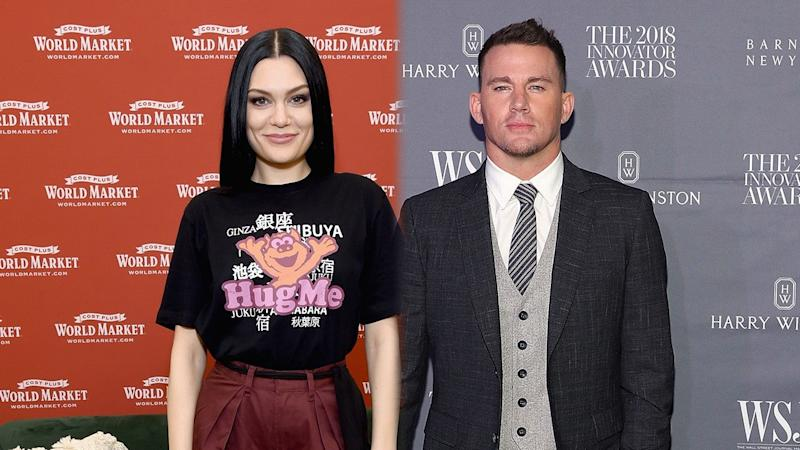 Jessie J says Tatum's daughter 'absolutely lovely'