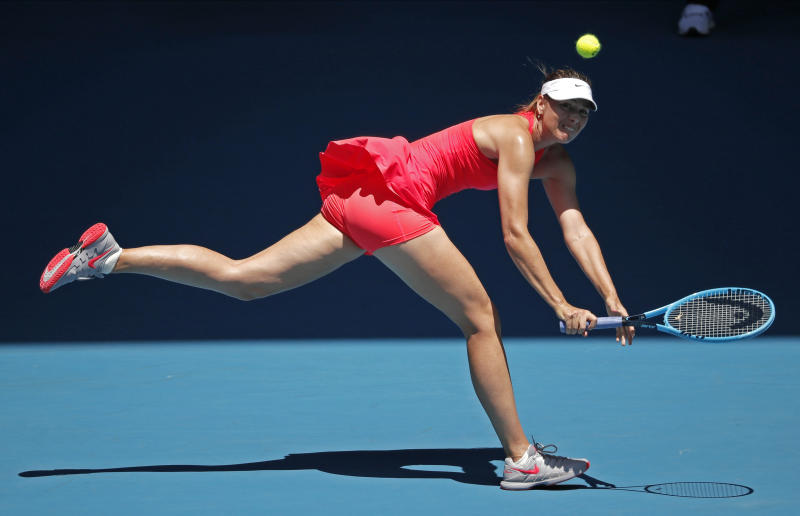 'I'm saying goodbye': Maria Sharapova quits tennis after glittering and controversial career