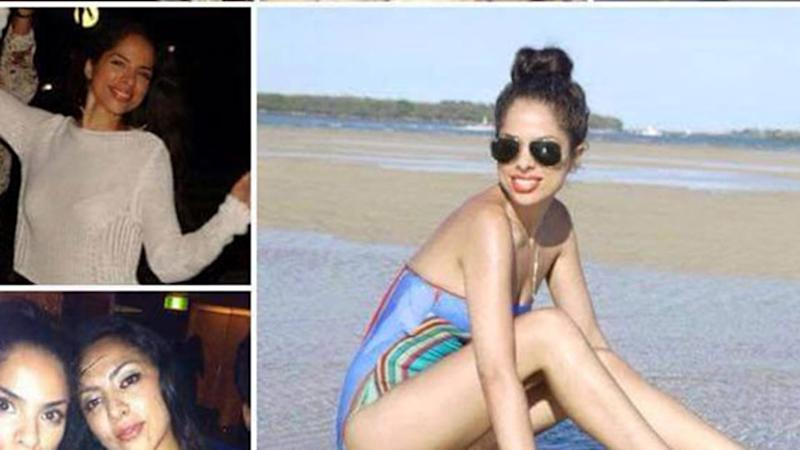 Evita Sarmonika died while on holiday with her boyfriend in Mexico. Source: Facebook