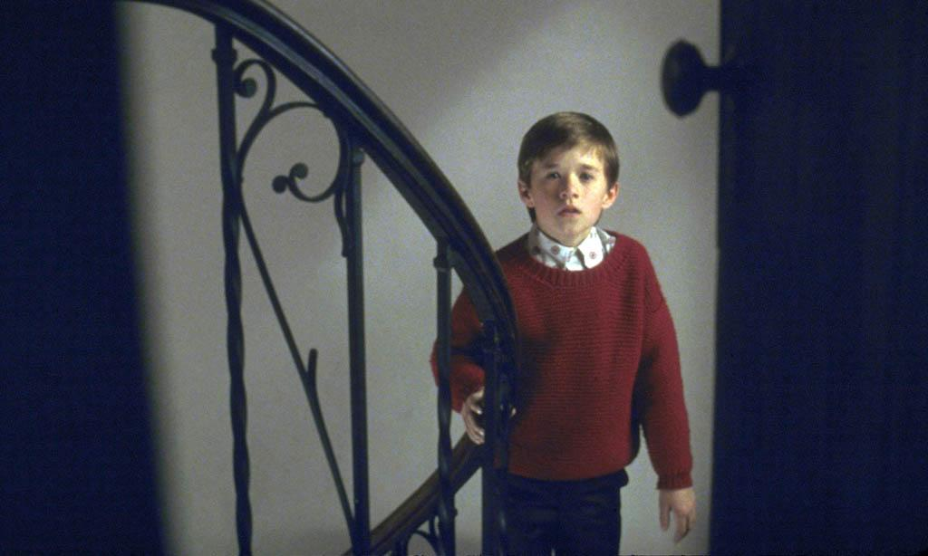 THE SIXTH SENSE, Haley Joel Osment, 1999. (c) Buena Vista Pictures/ Courtesy: Everett Collection.