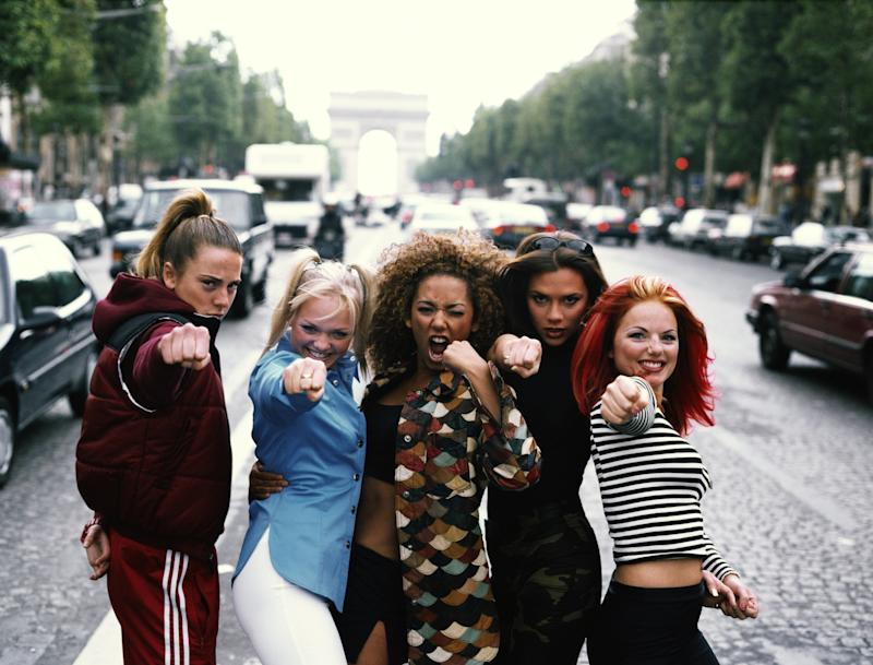 The Spice Girls Reunion Is Officially Back on and We're Freaking Out