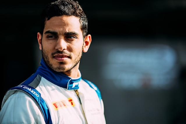 Nissany to join Williams for Abu Dhabi test