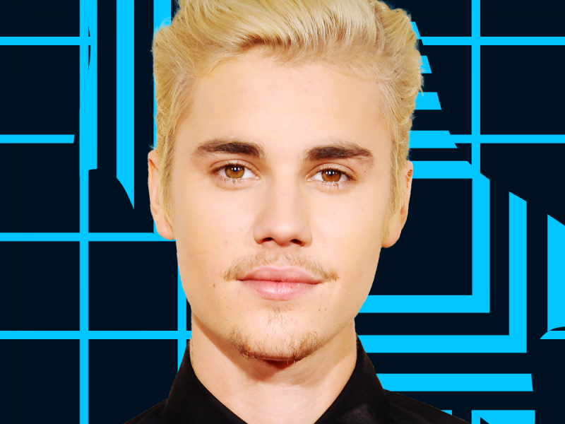 bf76efad3 Justin Bieber Got A Cross Tattooed On His Face