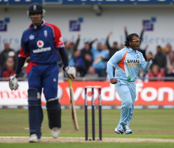 England v India - 5th NatWest ODI