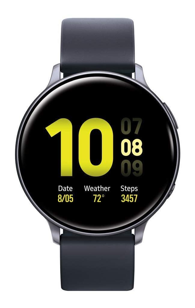 <p>He can monitor his health and activity with the <span>Samsung Galaxy Active2 Watch</span> ($299). It can track his sleep, workout, and even his pace.</p>