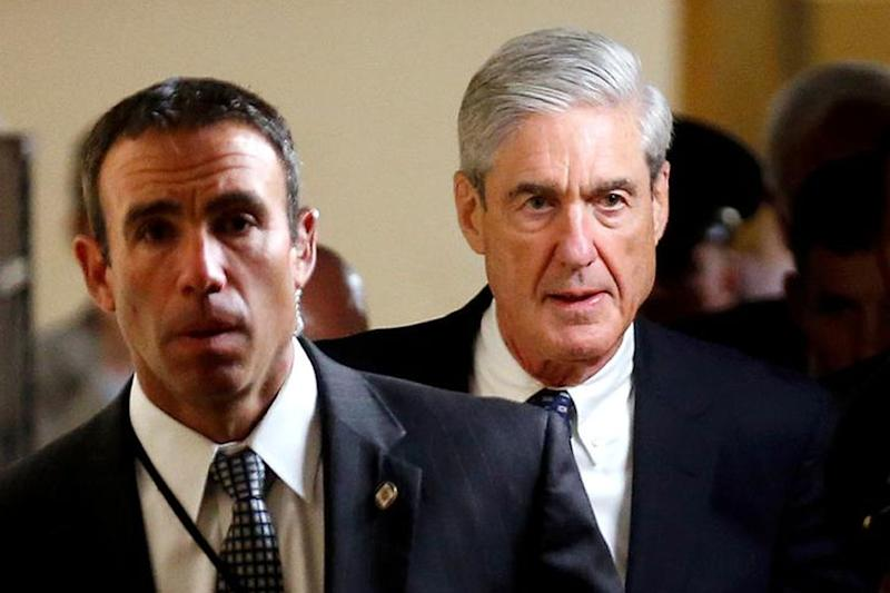 Release of Long-awaited Mueller Report on Russia a Watershed Moment for Donald Trump