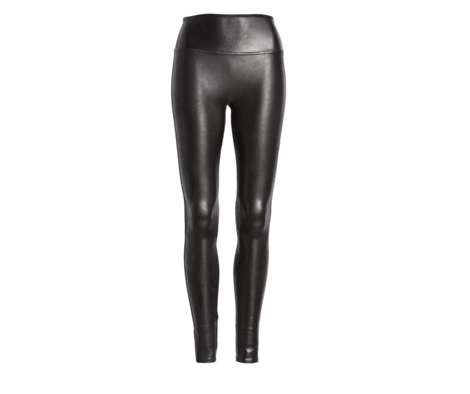 """<p><strong>spanx</strong></p><p>spanx.com</p><p><strong>$98.00</strong></p><p><a href=""""https://go.redirectingat.com?id=74968X1596630&url=https%3A%2F%2Fwww.spanx.com%2Fleggings%2Ffaux-leather-leggings&sref=https%3A%2F%2Fwww.redbookmag.com%2Ffashion%2Fg34851518%2Fluxe-gifts-for-her%2F"""" rel=""""nofollow noopener"""" target=""""_blank"""" data-ylk=""""slk:Shop Now"""" class=""""link rapid-noclick-resp"""">Shop Now</a></p>"""