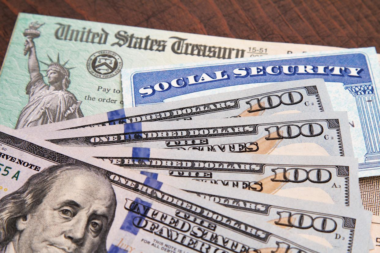 Social Security recipients will see a 1.6% increase this year. But for many, it's not enough. (Getty Creative)