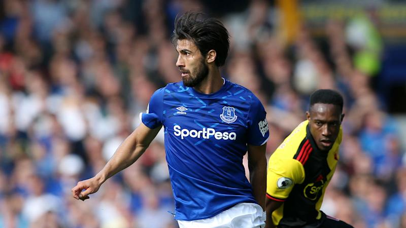 Andre Gomes could start for Everton against Arsenal – Ancelotti