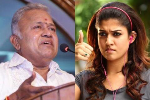 Nayanthara further asked the Nadigar Sangam (Actors' Association) when they plan to constitute an Internal Complaints Committee as per the Vishakha Guidelines.